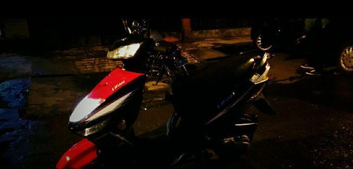 Moto Lifan Stylus 125 cc S/1450