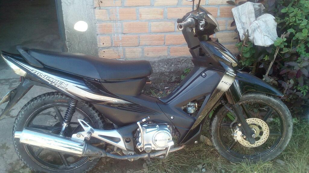 Vendo Mi Moto Zongshen 110