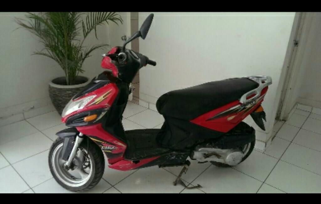 Vendo Moto Lifan