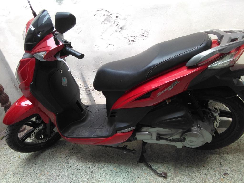 Moto Scooter SYM SYMPHONY 150SR