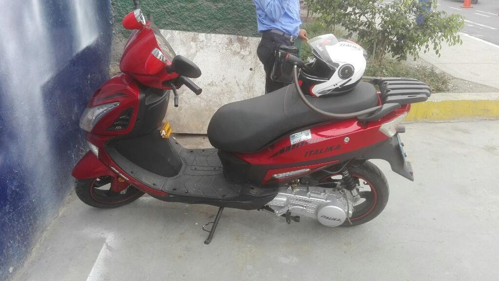 Scooter Italika