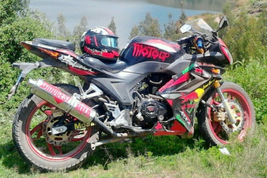 Vendo Moto Pistera Korian Motos Motor 250 Cc