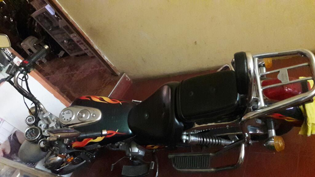 Moto Marca Ronco, Motor 150cc