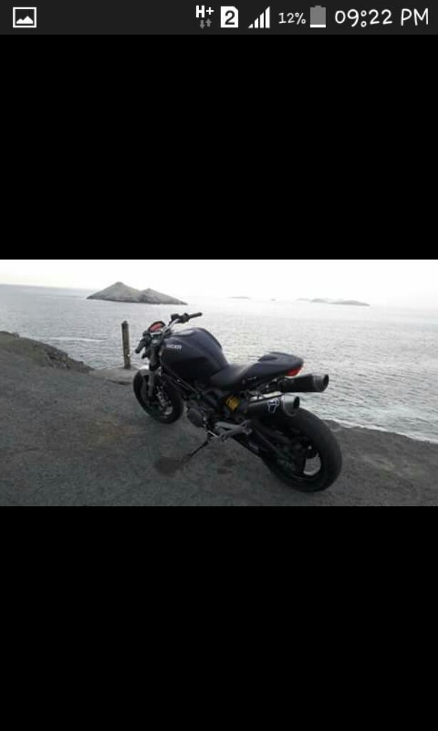 Vendo Ducati Monster