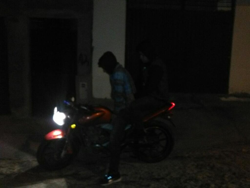 Vendo Moto Keeway Rkv