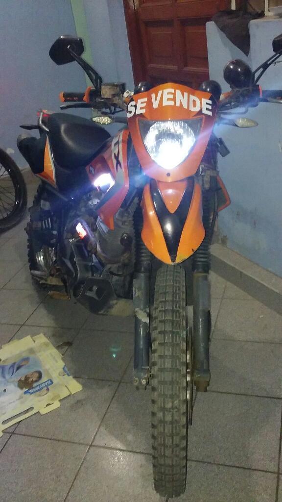 Keeway 200 Tx