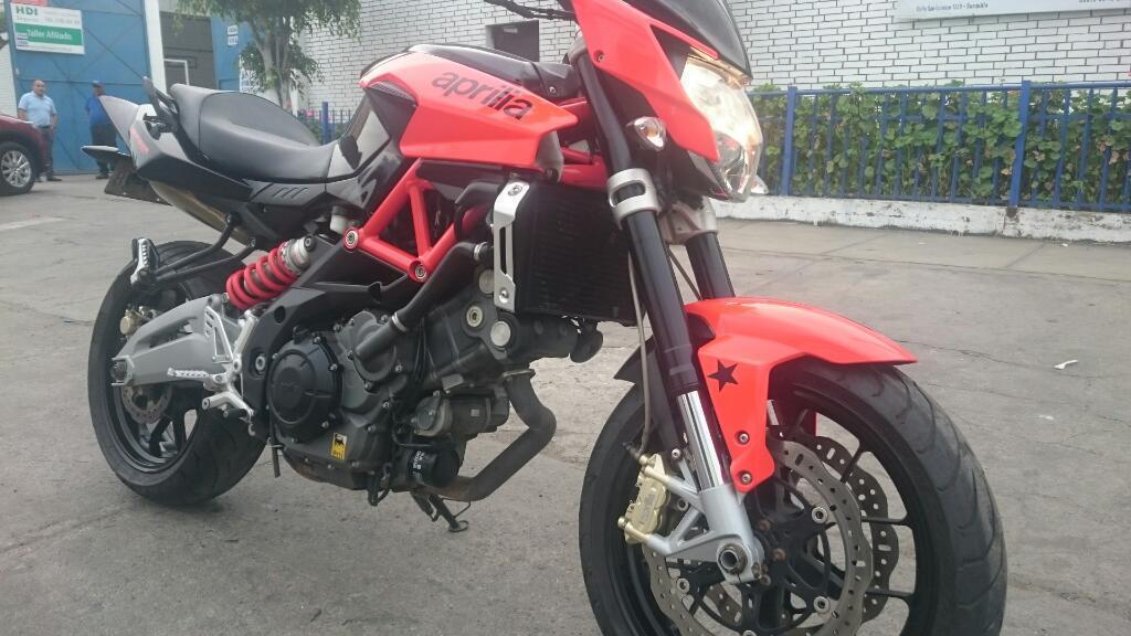 Aprilia Shiver, No Honda, Yamaha, Ducati