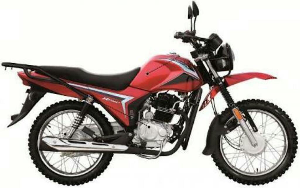 Motocicleta Zongshen Rx150