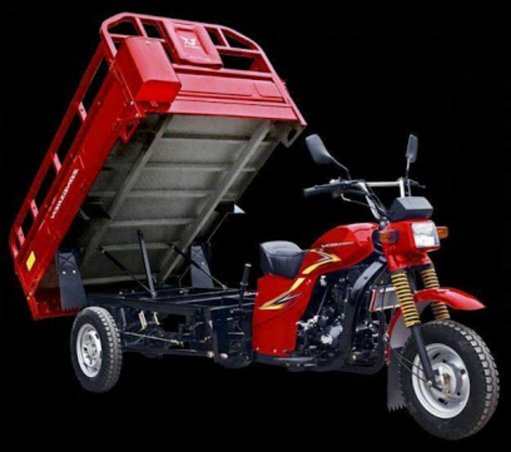 Motofurgon Zongshen 200 Cc