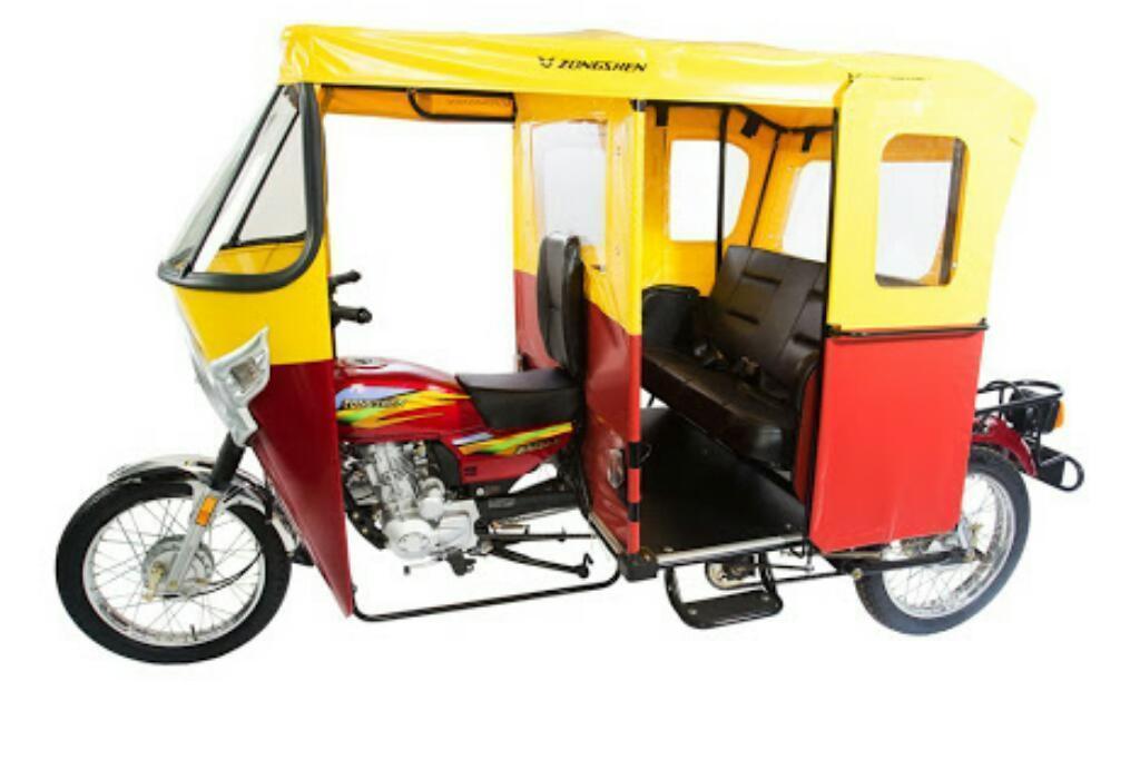 Mototaxi Zongshen 125