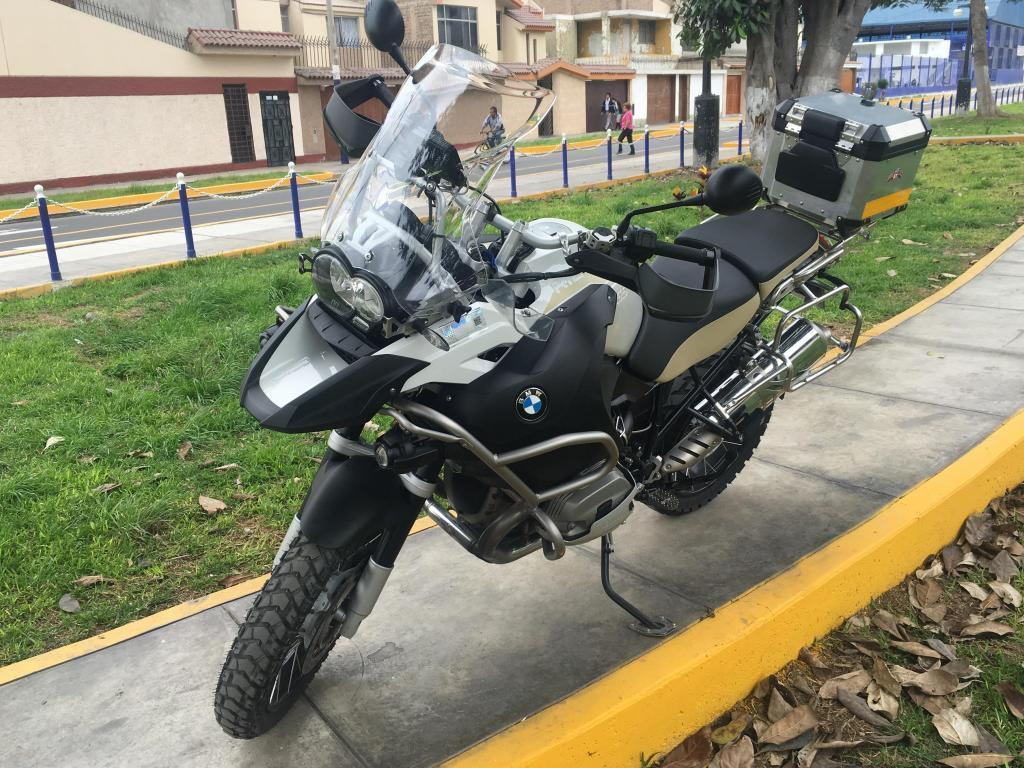 BMW R 1200 GS Adventure 2011