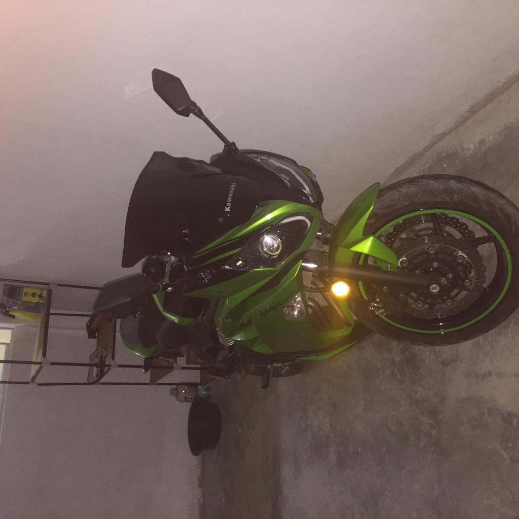 KAWASAKI NINJA MOTOR 650