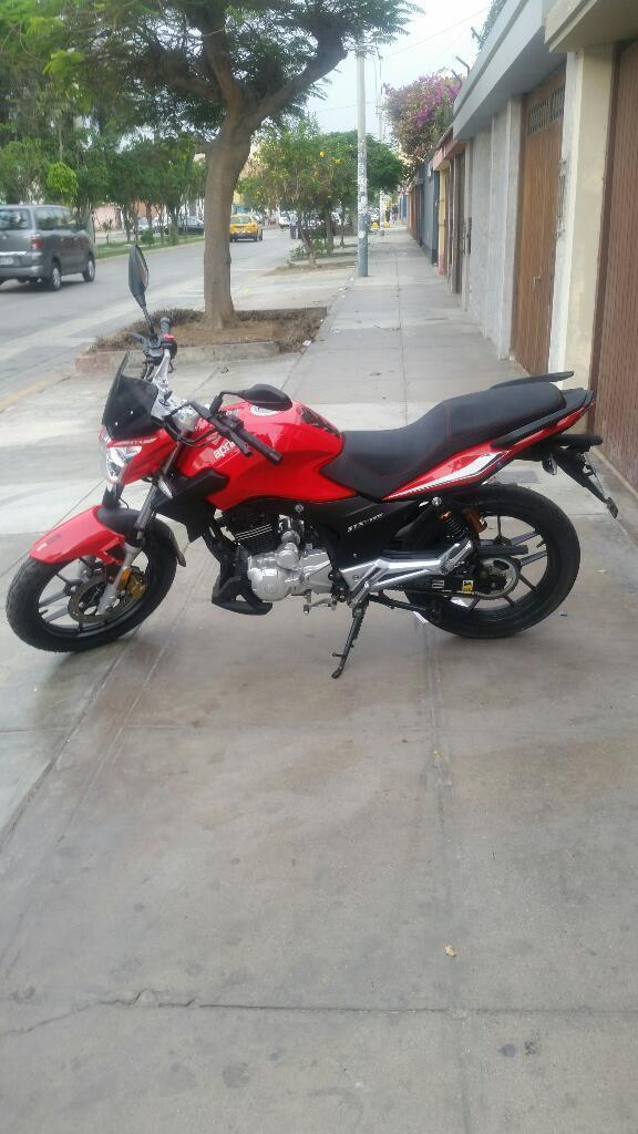Moto Aprilia Stx150