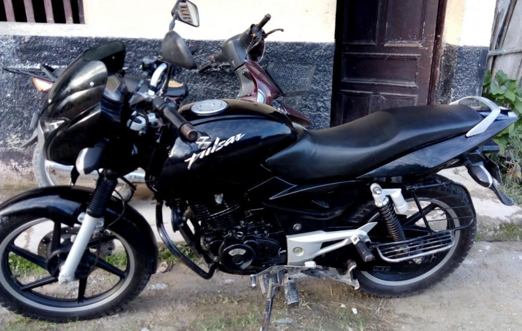 Moto Pulsar 180 en buen estado, no honda ni zuzuki