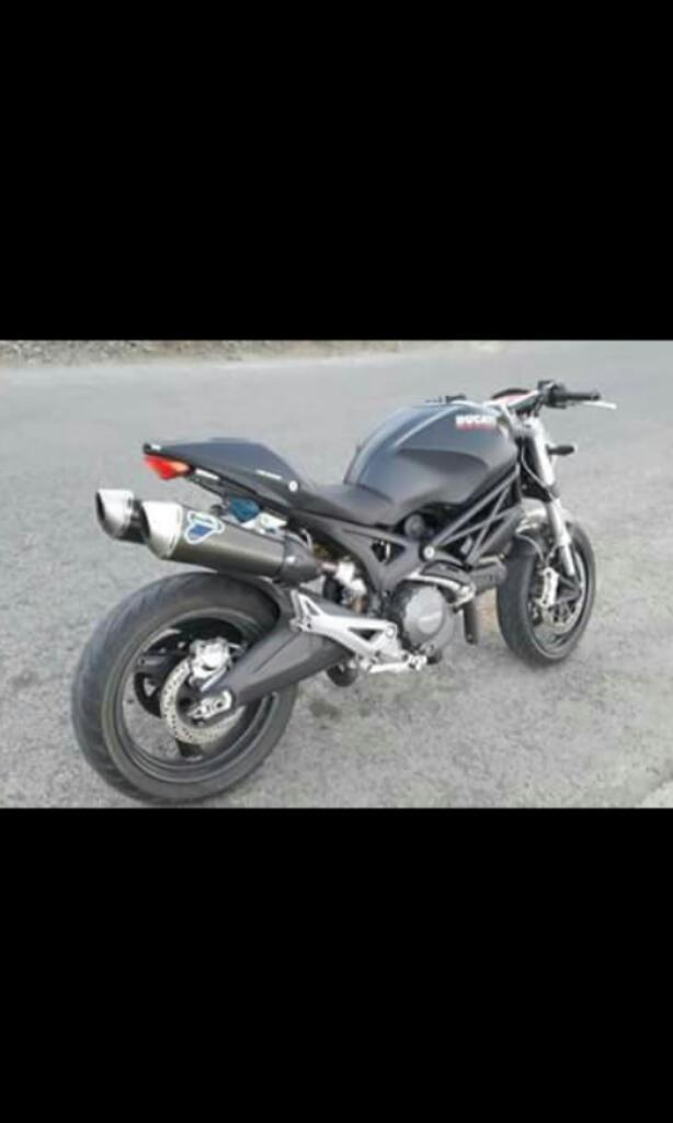 Vendo Mi Ducati Monster Del 2012