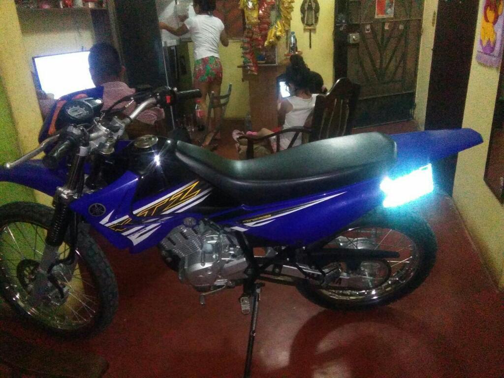 Xtz 125 Azul en Venta