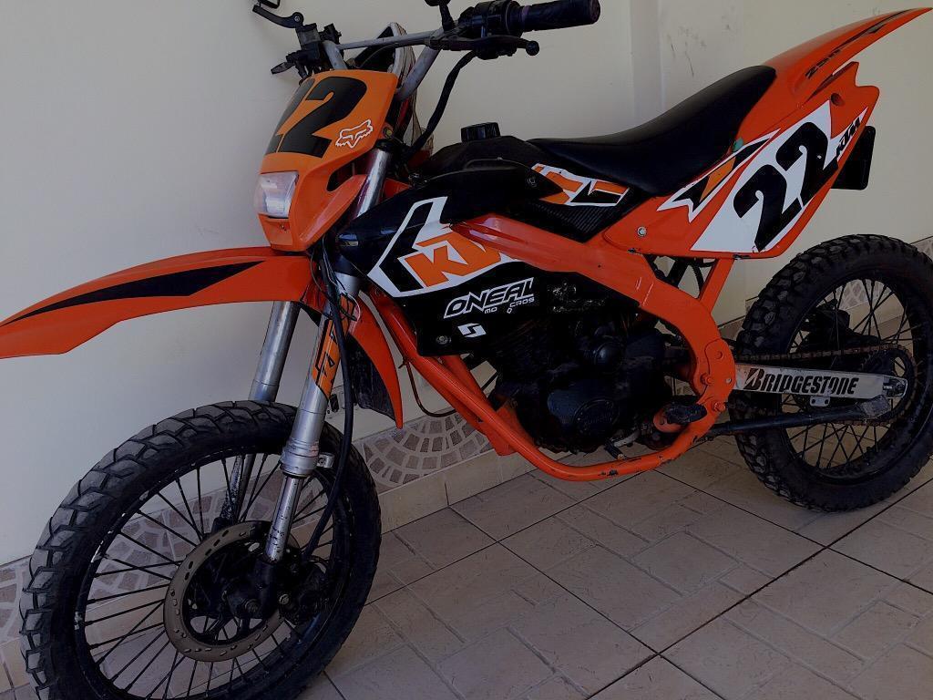 Moto Cross 150cc No Ktm