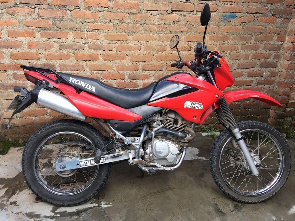 Honda Xr 150 Manubrio Y Tubo Preparado