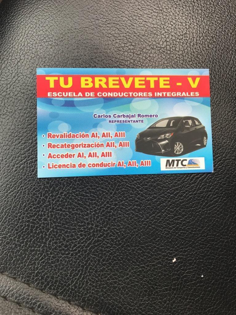 Licencia de Conducir para Moto