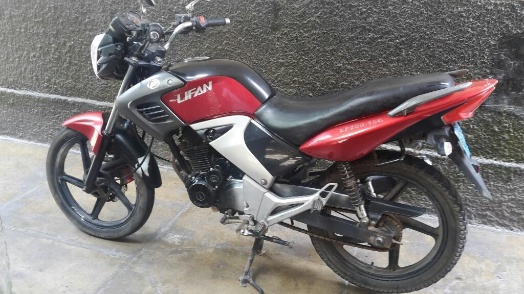 Se Vende Moto Lifan Modelo 200