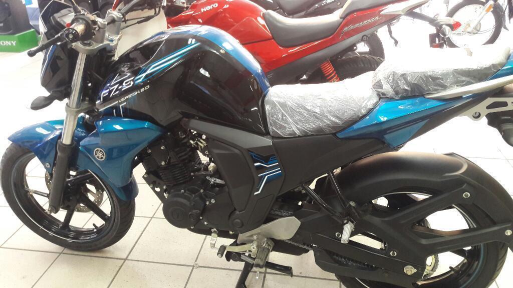 Venta Motos Fz Yamaha