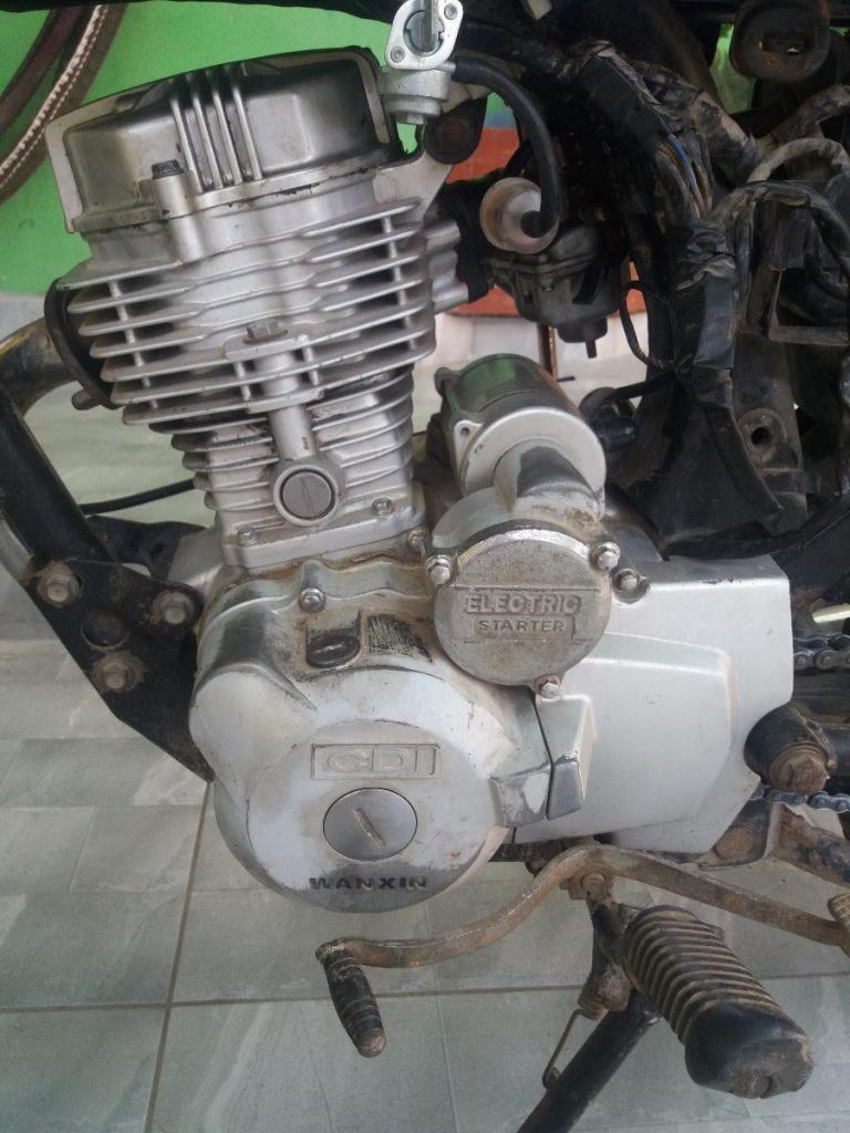 motor 125 OVH Carburador probado con papeles