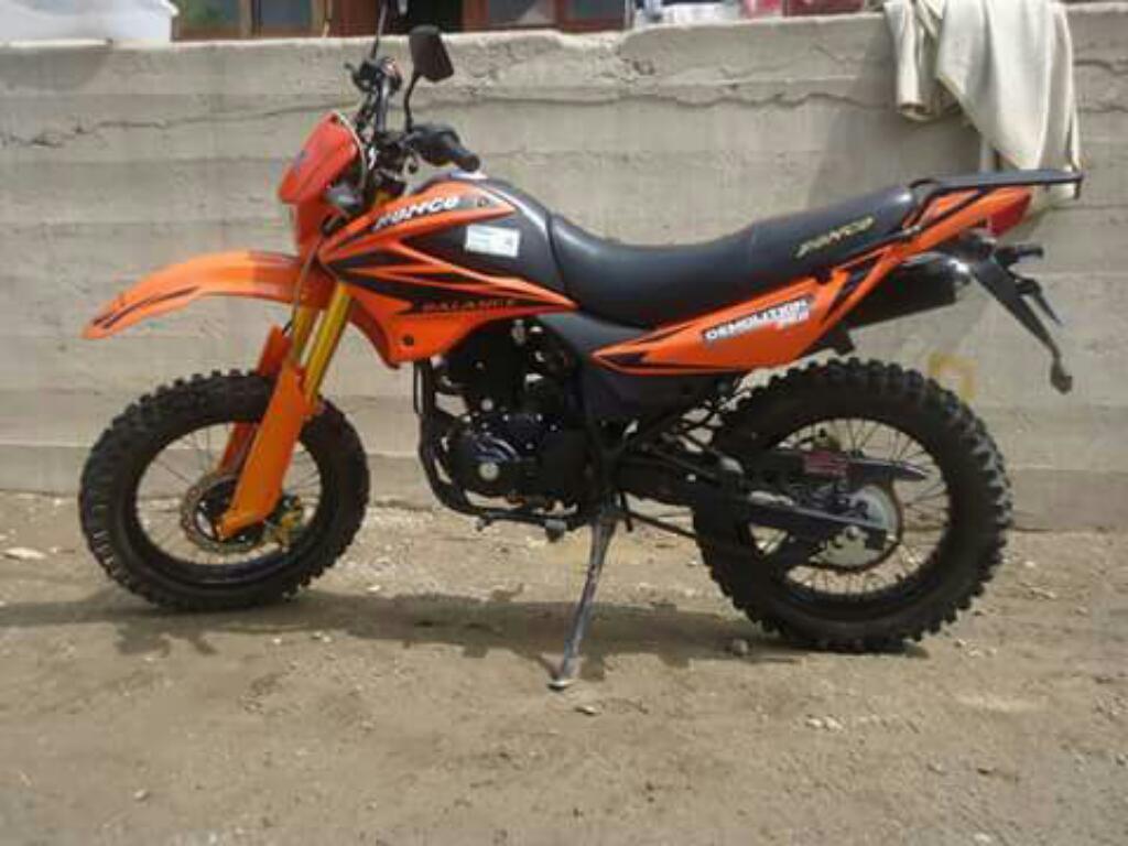Vendo Moto Ronco 250