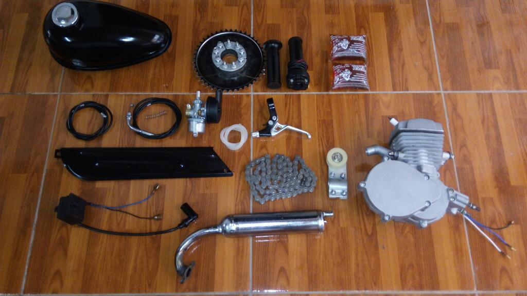 Vendo Motor para Bicicleta Semi Nuevo