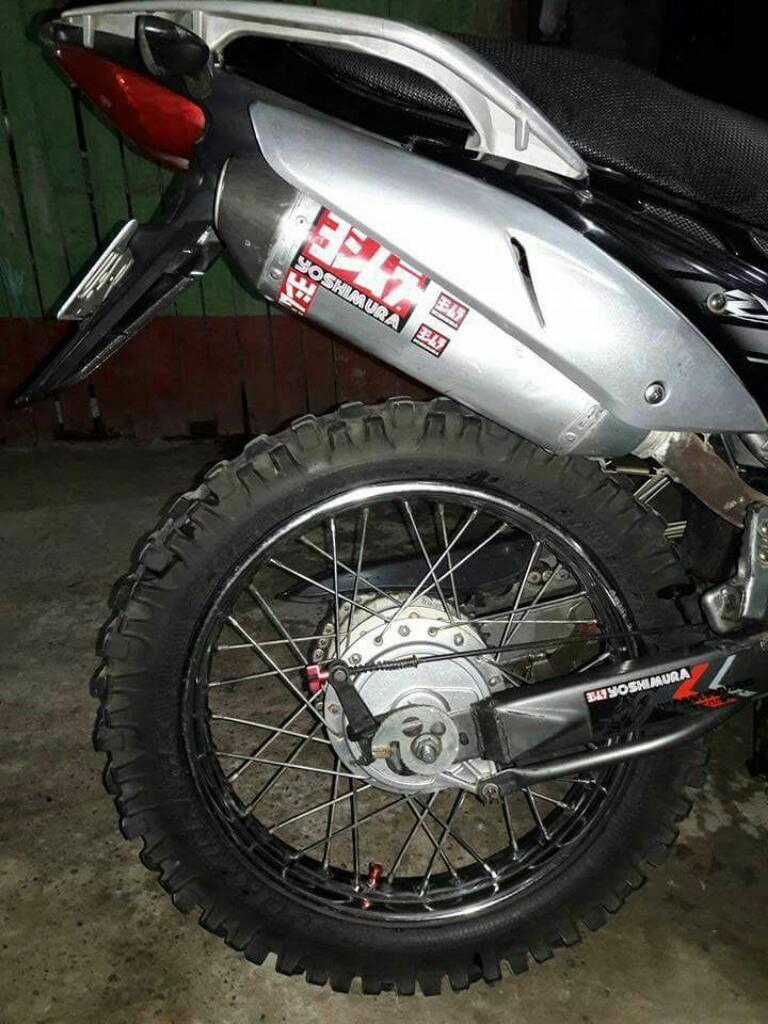 Moto Zongshen Motor 200