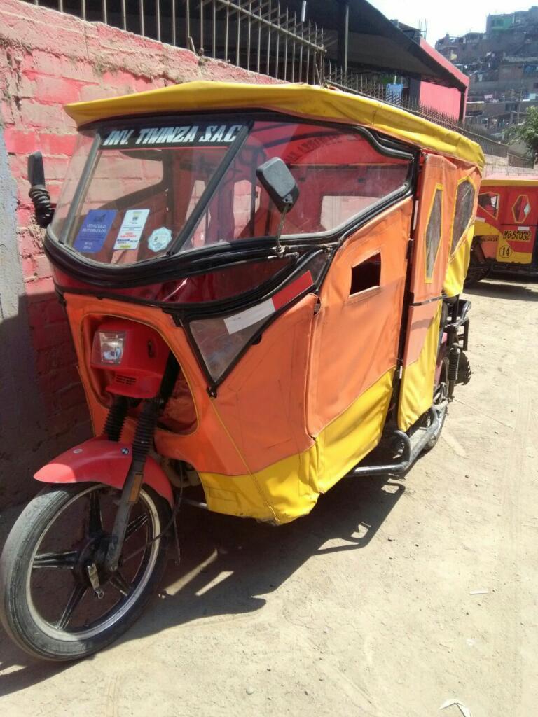Motocar Trimoto Mototaxi