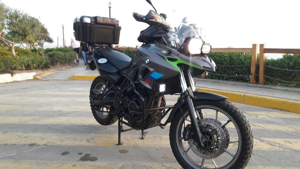 Moto Bmw Gs 700 F