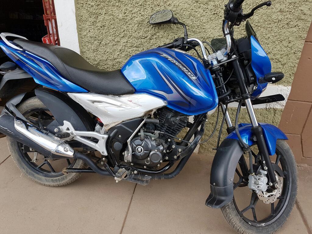Moto Pulsar Discover 125